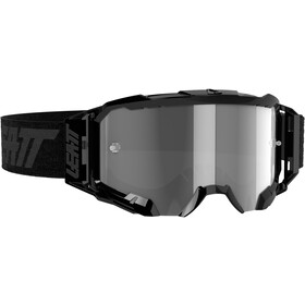 Leatt Velocity 5.5 Anti Fog Svømmebriller, black/light grey